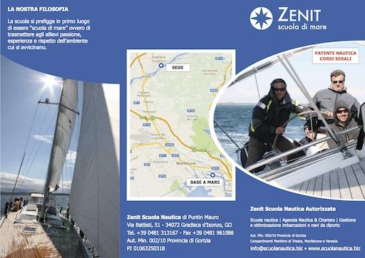 Flyer Zenit 2013/2014